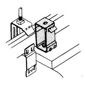 Superstrut A854EG CHANNEL HANGER