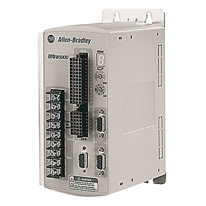Allen-Bradley 2098-DSD-030 Drive, Servo, 200V Class, 3.0kW, 10.6A, Requires 24VDC Power Supply