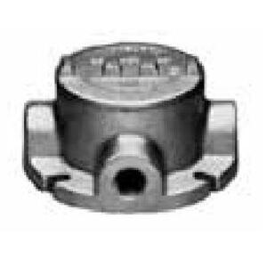 "Appleton GRFT100 Conduit Outlet Box, Type GRFT, (3) 1"" Hubs, Malleable Iron"