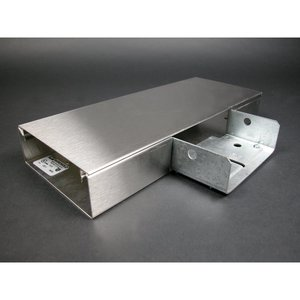 Wiremold S4015 Tee, Stainless Steel