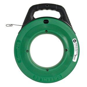 Greenlee FTS438-125 GRN FTS438-125 FISHTAPE,STEEL-125'