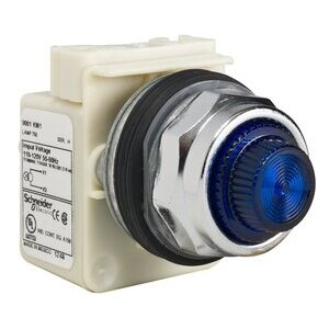 9001KP1L31 PILOT LIGHT 120VAC 30MM