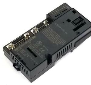 Emerson IC200CPU001 CPU, PLC, VersaMax, 2 Ports, 32K, User Configurable Memory