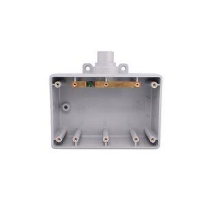 FS315 3 GANG DEEP BOX  (77337)