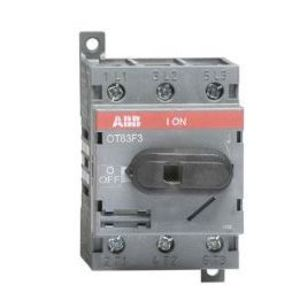 Thomas & Betts OT63F3/B50 Disconnect switch, Non-Fused, 60A, 3P, 690VAC, Front Operated