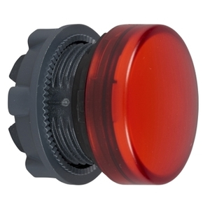 ZB5AV043 RED PILOT LIGHT HEAD FOR LED