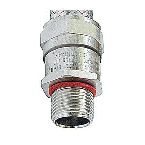 Kopex International EXPQM0404 M20 STRAIGHT CONNECTOR FOR EXB04 CO
