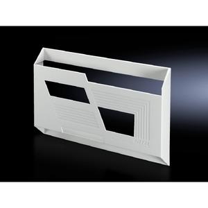 Rittal 2513000 Data Pocket, 438mm x 286mm, Plastic
