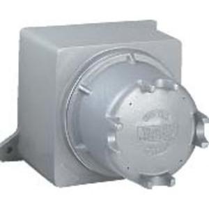 Hubbell-Killark 5GRM THREADED ENCL W/ 5IN DOME