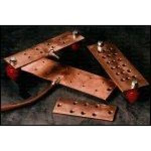 "nVent Erico EGBA14412MM 12"" Ground Bar Kit"
