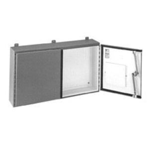 Eaton B-Line 304810-12D TYPE 12 DOUBLE-DOOR WALL MOUNT ENCLOSURE, 30X48X10