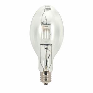 Satco S5829 Metal Halide Lamp, ED28, 175W, Clear
