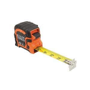 86216 DBL HOOK MAGNETIC TAPE MEASURE 16'