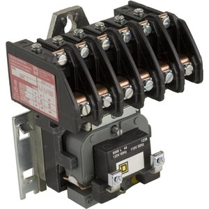 Square D 8903LO60V03 LIGHTING CONTACTOR