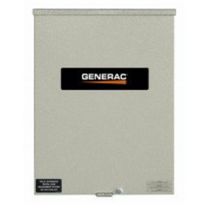Generac RXSC200A3 Automatic Smart Transfer Switch, 1PH, 200A, 120/240V