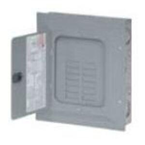Eaton 3BR3L100S Load Center, Main Lug, 100A, 208Y/120 or 240VAC, 3P, 3/3, NEMA 3R
