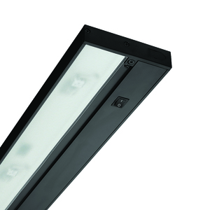 Juno Lighting UPLED09-30K-80CRI-BL 9 Inch Pro-series Led, Black, With Switch