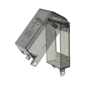 Arlington DBP21DC Dri-BoxTM Adapters with Non-Metallic Cover and Base