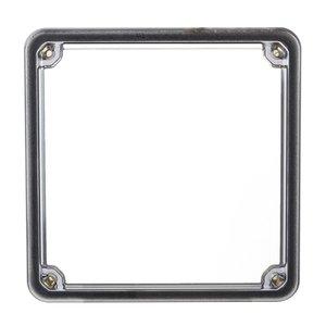 "Allied Moulded AMHMI66CX Inspection Window Kit 6"" x 6"""