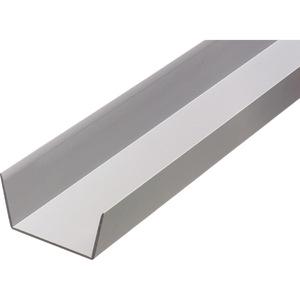 Arlington T205 Wire Tray, Non-Metallic, Gray, 5' Length