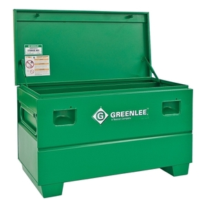 "Greenlee 2448 Mobile Storage Chest - HxWxD: 24"" x 48"" x 24"""