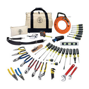 Klein 80141 41 Piece Journeyman Tool Set