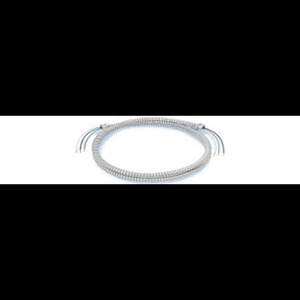 Southwire 55293102 SW 55293102 18-4 LITE-WHIP SOL 6 FT