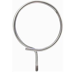 "Erico Caddy 4BRT64 4"" Threaded Bridle Ring"