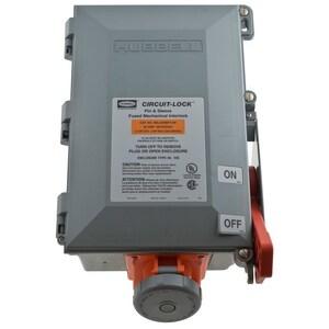 Hubbell-Wiring Kellems HBL460MIS2W PS, INS, MECHINT, 3P4W, 60A 600V, W/T