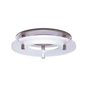 "Lightolier 317FGALX Shower Trim, 3-3/4"", Aluminum, Limited Quantities Available"
