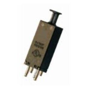 Circa Telcom 4B1E Surge Protector, 5 Pin, 3 Element Gas Tube, UL497, 350VAC, PTC