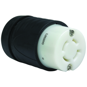 Pass & Seymour L2020-C CONN 4W20A347/600V T/L