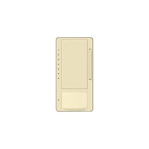 Lutron MSCL-OP153M-IV Occupancy Sensor Dimmer, 600/150W, Maestro, Ivory