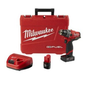 "Milwaukee 2503-22 M12 FUEL™ 1/2"" Drill Driver Kit"