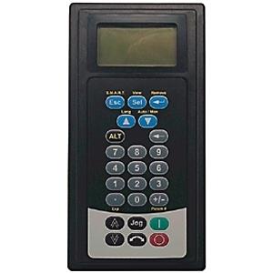 Allen-Bradley 20-HIM-C3S Human Interface Module, Remote, Panel Mount, LCD Display, Keypad