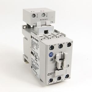 Allen-Bradley 100-C37D10 Contactor, IEC, 37A, 3P, 120VAC Coil, 1NO