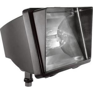 RAB FF150 Flood Light, HPS, 150W, 120V, Bronze *** Discontinued ***