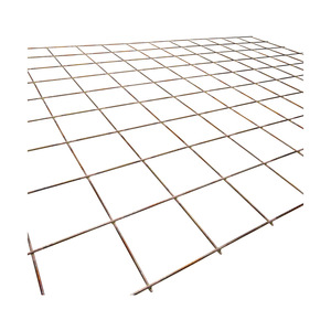 nVent Erico POOLMESH250 EQUIPOTENTIAL MESH,POOL,2FTX50FT,#8 SOL CU