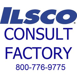 Ilsco LDS-1 (1) Side Plate (2) E1076 For Lda/ldb