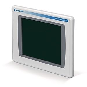 Allen-Bradley 2711P-RDT10C Module, Display, 1000, Touch Screen, Color