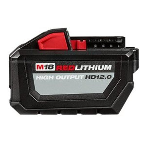 Milwaukee 48-11-1812 M18™ Redlithium High Output HD12.0 Battery Pack