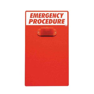 CB326E PRINZING EMERGENCY PROCEDURE