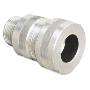 """Thomas & Betts 2-200-170 MC Cable Connector, Spin-On, 1-1/2"""", Aluminum"""