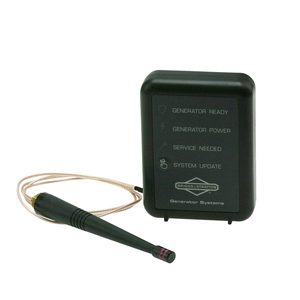 Milbank MG622901 Remote Monitor, Wireless, for 17kW - 20kW Standby Generator