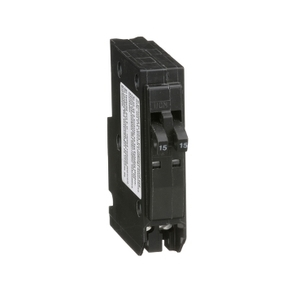 QO1515 15A TWIN CLIP ON BRKR (A)