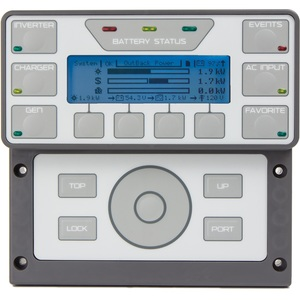 Outback Power MATE3S Advanced System Display and Controller