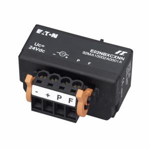 Eaton E02NBXCXNN It. Iec Fvnr B-frame Coil Controller
