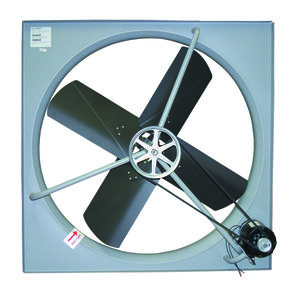"TPI CE48B 48"" COMMERICAL BELT DRIVE EXHAUST FAN 1HP 1 PH 115V"
