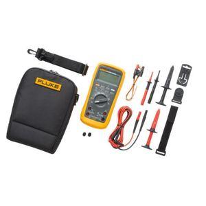 Fluke FLUKE-87V/E2-KIT Digital Multimeter, Industrial Electrician Combo Kit