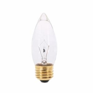 Satco S7010 60W, B11, E26 Incandescent Lamp
